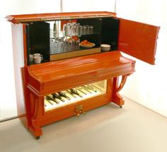 hauptSACHE Pianobar and furniture